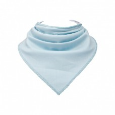 Skibz Essentials Dribble Bib, Pale Blue