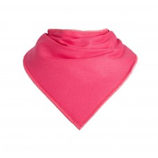Skibz Essentials Dribble Bib, Bright Pink