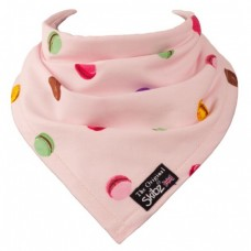 Limited Edition Made in Britain Skibz Bib, Macaron
