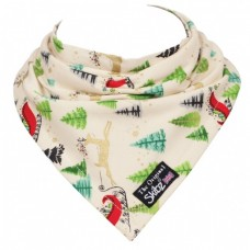 Limited Edition Made in Britain Skibz Bib, Christmas