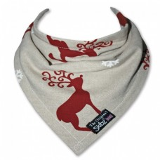 Limited Edition Made in Britain Skibz Bib, Reindeer