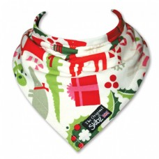 Limited Edition Made in Britain Skibz Bib, Crazy Christmas