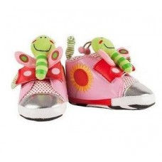 Playtoes Interactive Baby Shoes, Butterfly